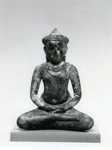 448px-Cambodian_-_Seated_Buddha_in_Meditation_-_Walters_542687