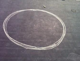 Ah, Love, Let Us Be True: A Meditation on Honi the Circle Maker.