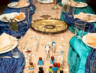 Passover Musings: Then and Now